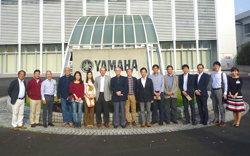 掛川ヤマハ工場
